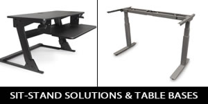 Adjustable Table Bases